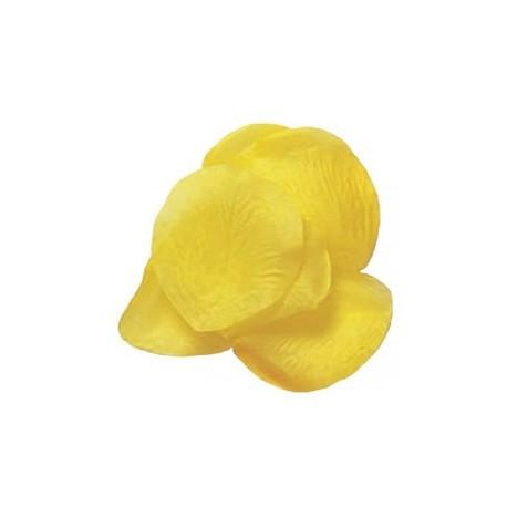100 PETALES DE SCENE jaune