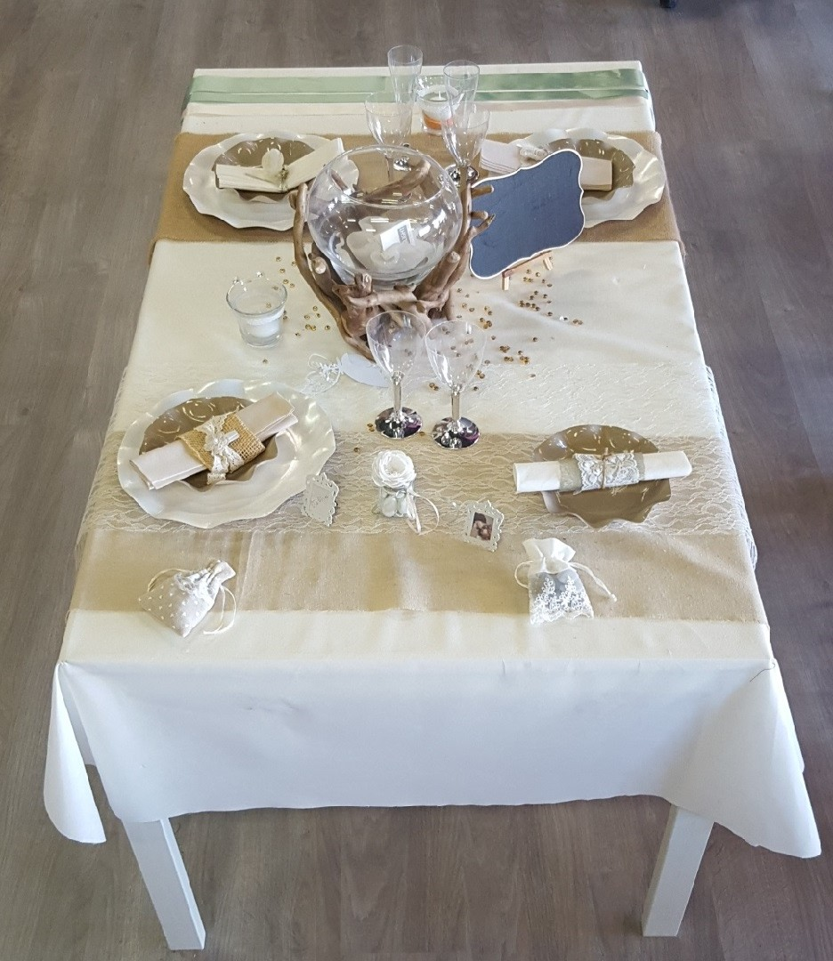 Table Champetre
