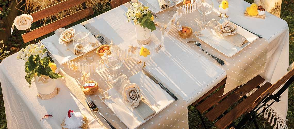Accessoire de table pour décorer votre table à votre gout pour un repas réussis et joyeux